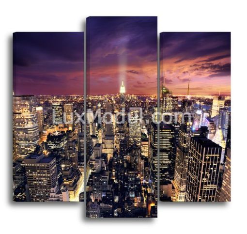 Город-нью-йорк-главная(89х95см)