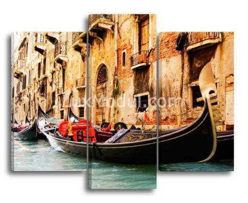 Лодка-Венеция-главная-(89х112см)