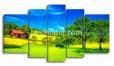 модульная картина - пейзаж