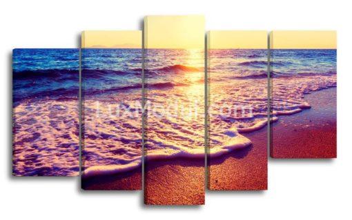 закат-на-пляжу-(89х150см)