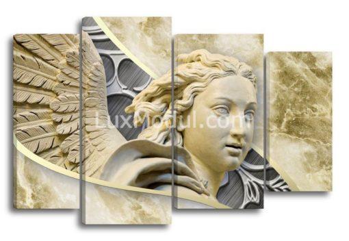 Дева-с-крыльями(89х135см)