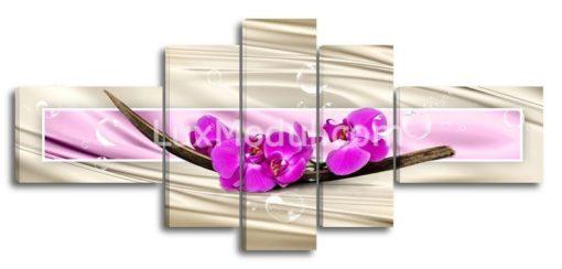 Нежные-орхидеи-(89х200см)