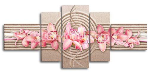Орхидеи-на-песке(89х200см)
