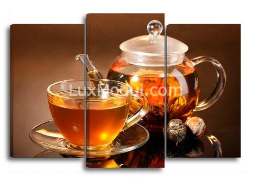 Чаепитие—(75х110см)