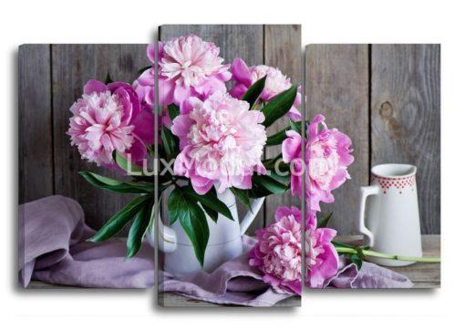 Розовые-пионы-(75х110см)