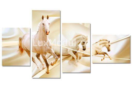 Шелковые-лошади-(89х168см)