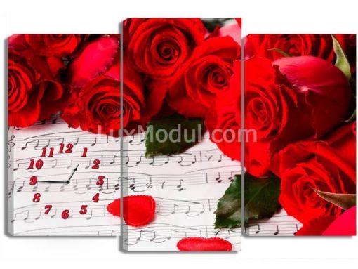 Гармония-красных-роз-(75х110см)