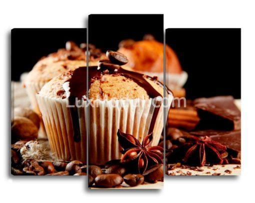 Шоколадный-кекс-(89х115см)