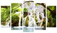 Небольшой водопад (89х157см)