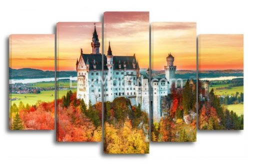 Европейский-замок-(89х145см)