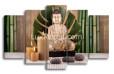 Модульная картина - будда