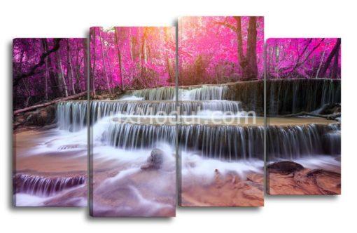 Розовый-водопад-(89х145см)