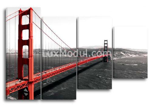 Мост-чб-(89х135см)