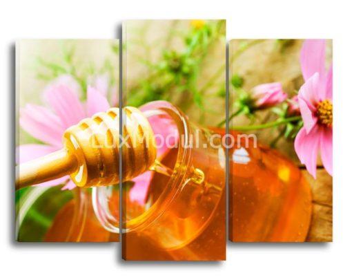Сладкий-мед—(89х115см)