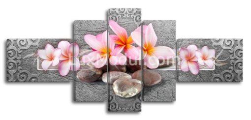 Цветки-на-камнях-(89х200см)