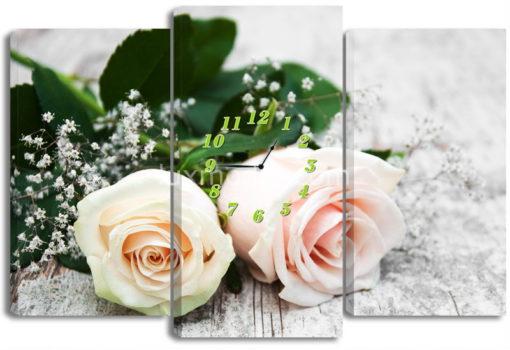 Одинокие розы