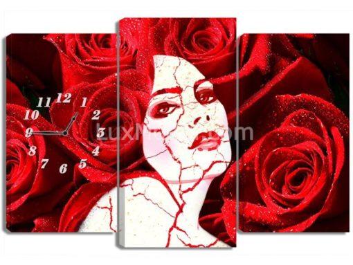 Образ-из-красных-роз-(75х110см)
